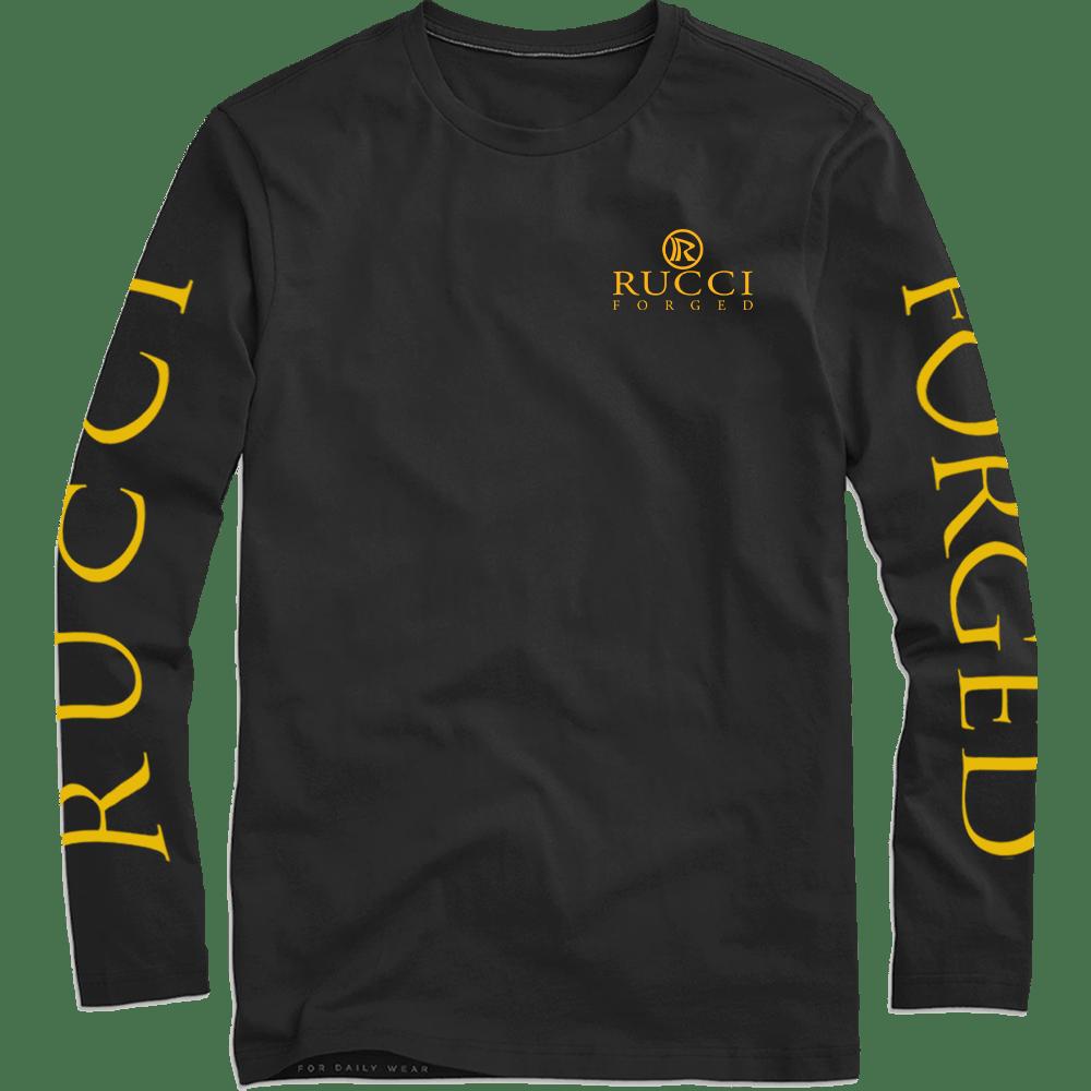 rucci long sleeve t-shirt black