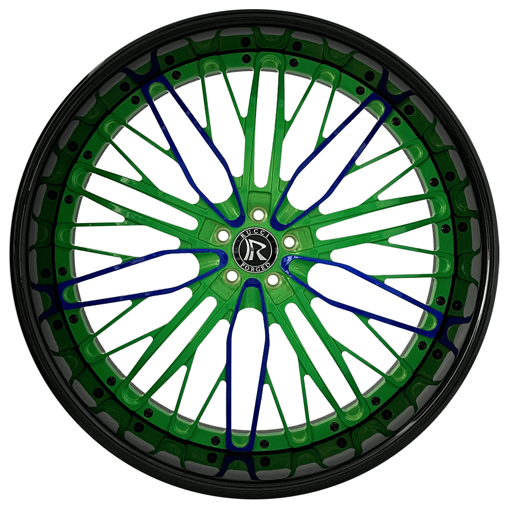 Ohio-TwoTone-GreenBlue-BlackBarrel