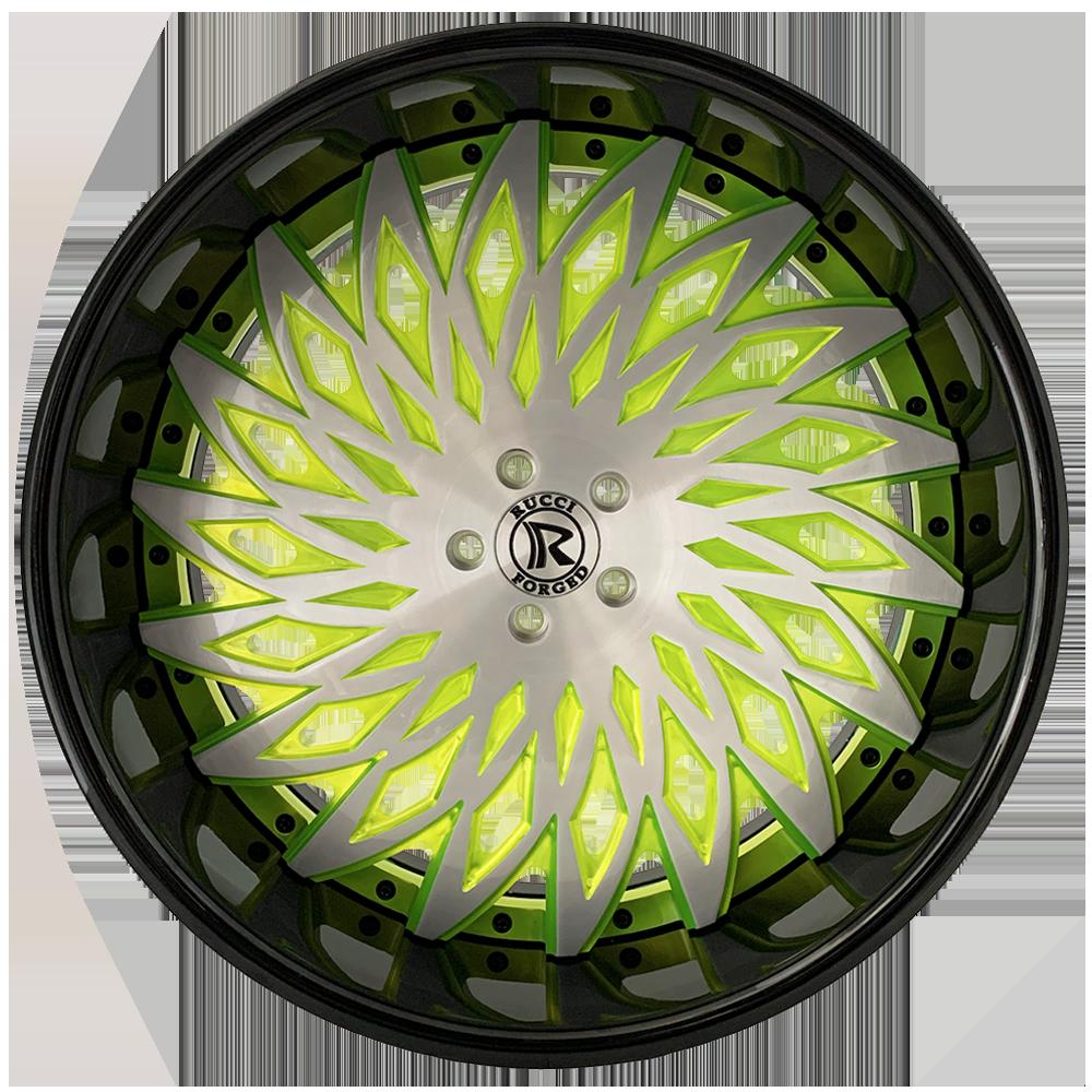 JACKSONVILLE-Green-Silver-BlackBarrel