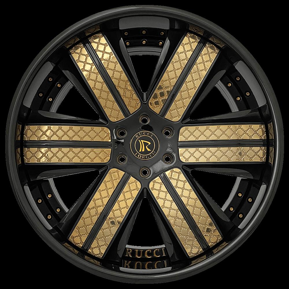 Rucci Gucci-Black-Gold-BlackBarrel