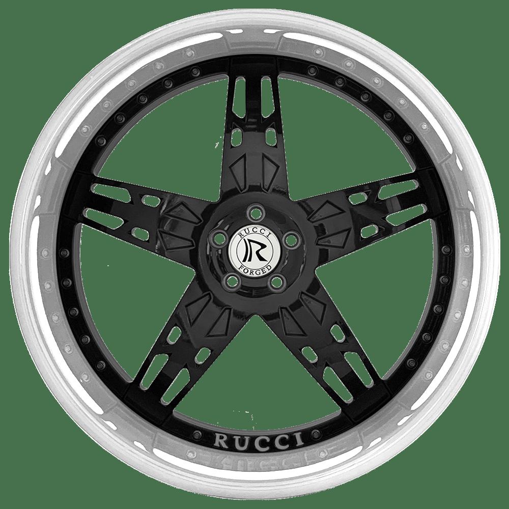 rollie-black-whitebarrel